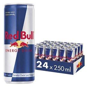 渴了喝红牛,困了累了更要喝红牛红牛 功能性维生素饮料24罐装 特价