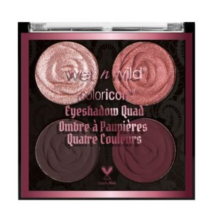 Wet n WildRebel Rose Color Icon Eyeshadow Quad | wet n wild