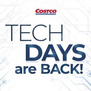 杰士ProMedia 2.1仅$69.99COSTCO Tech Days 父亲节大促 家电笔电台机外设送老爸