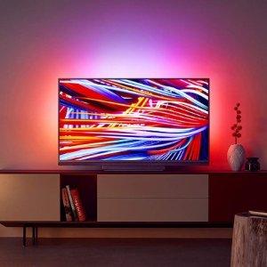 低至6折 £329收50寸超清TVPhilips 4K超清电视专场大促 让你享受极致的视觉体验