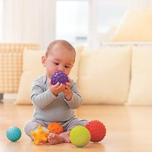 价格再降 $11.89 销量冠军史低价:Infantino 硅胶儿童软积木玩具套装促销
