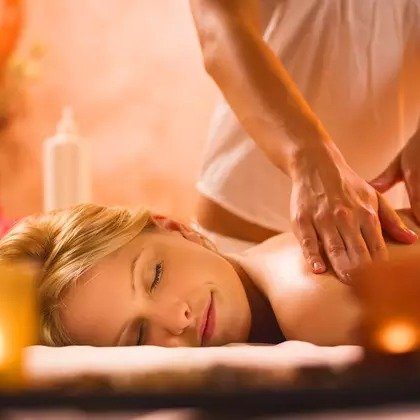 Spa Massage Broadway 60分钟深层按摩 香薰理疗