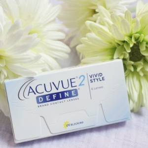 25% off2-Week Acuvue Define Contact Lenses