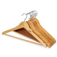 木制衣架10个
