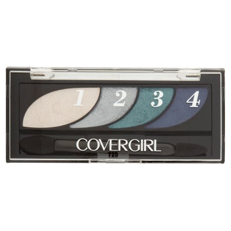Covergirl 725 四色眼影 06 oz