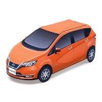 Nissan e-Power 折纸模型免费下载