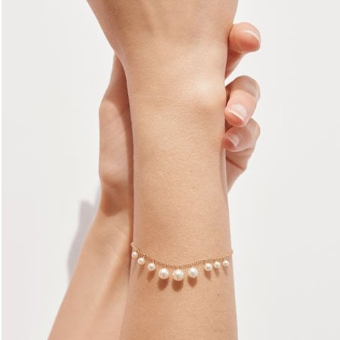 Mizuki 小众珍珠饰品热卖 戴一颗珍珠就很美