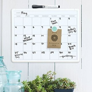 U Brands Contempo Magnetic Monthly Calendar