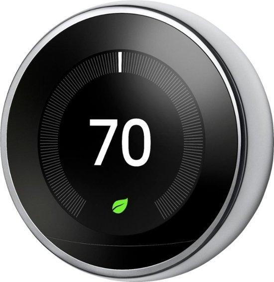 Nest Thermostat 第三代 自主学习智能温控器