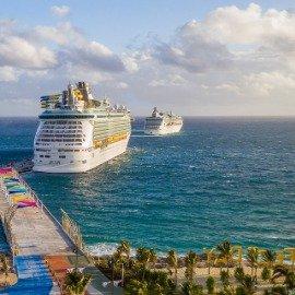 $299起  停靠潜水胜地科苏梅尔岛皇家加勒比游轮 5天墨西哥行程 德州出发