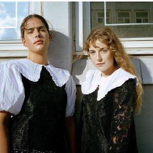 3折起!€59收BM风上衣Ganni 小众美衣大促上新 小众美衣好价收 开衫、连衣裙款式超全