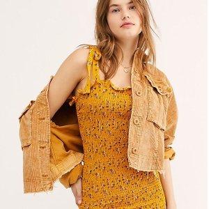 低至5折 封面裙子$29Free People 民族风美衣热卖 好价收新衣
