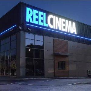 2 张只需£6.2半价Reel Cinemas 电影门票