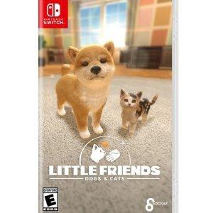$59.99 可爱玩家 在线养狗Switch《Little Friends Dogs&Cats》 宠物界奇迹暖暖