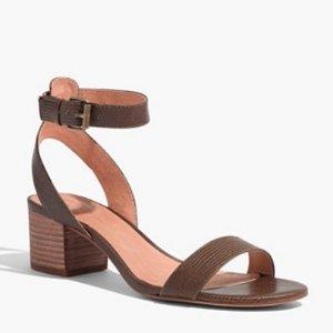 $29.99 Madewell the alice sandal
