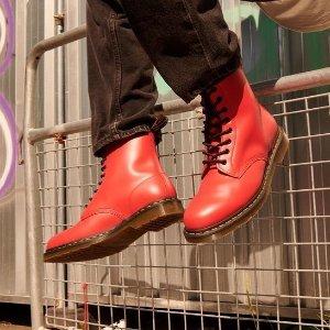 低至8折 最火8孔马丁$180收Dr.Martens 好折持续发力 经典款大汇总 酷潮必备马丁靴