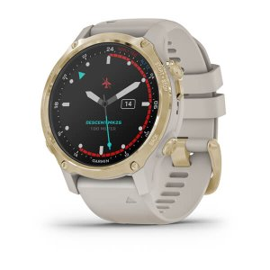 $999.99 三色可选新品上市:Garmin Descent Mk2S 多功能 GPS 潜水电脑表