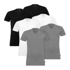 LEVIS 男士基础款T恤 4件装