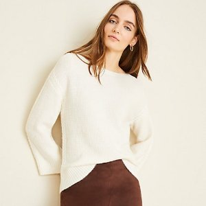 All for $24.88ANN TAYLOR Select Styles Sweaters on Sale