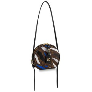 Louis VuittonLV x 英雄联盟 联名款圆饼斜挎包