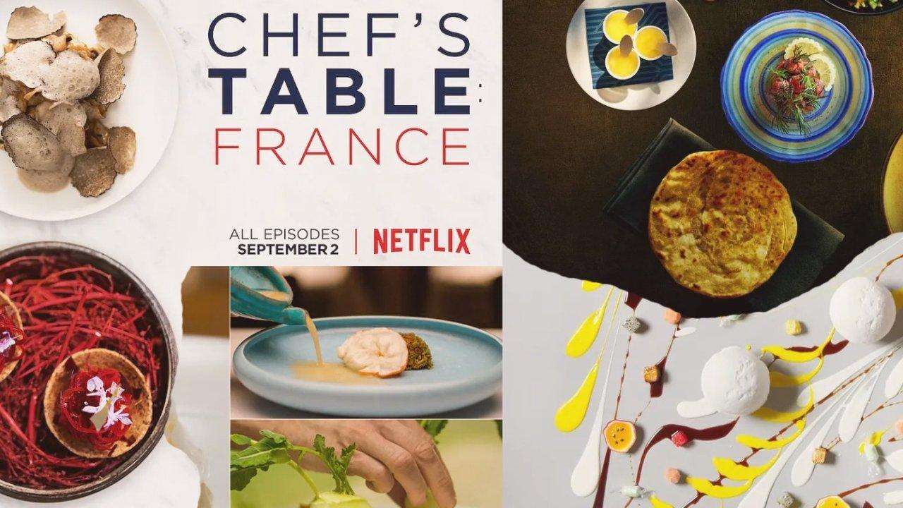 Netflix美食纪录片合集!每一帧都让人流口水!米其林美食、全球街边美味都在这里~