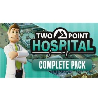 $27.99《双点医院 完整版》Win / Mac 数字版