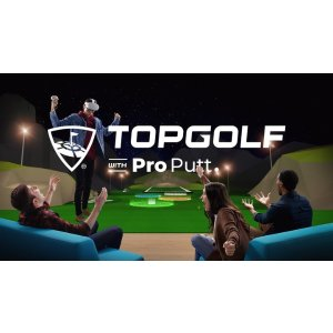 Topgolf with Pro Putt · Oculus Quest