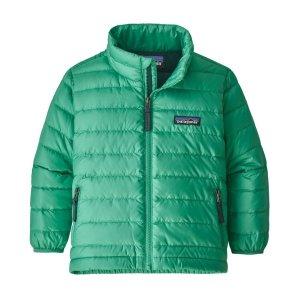 Patagonia700 充绒量幼童羽绒夹克 Jasper相似款