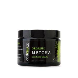 IdealRawOrganic Matcha Tea