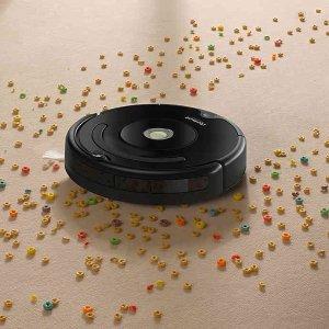 iROBOT 675 WiFi 链接 扫地机器人