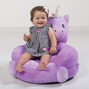 Trend Lab Children's Plush Chair @ Amazon