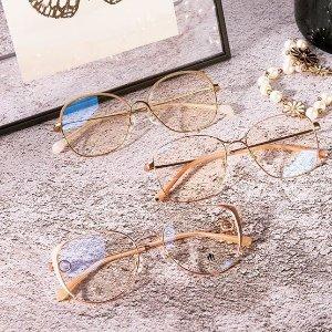 买1送1 低至$12收Glassesshop 精选时尚眼镜框大促