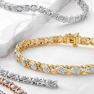 最高额外8折+满$50立减$10Kohl's 精选珠宝首饰优惠
