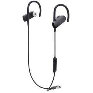 AudioTechnica ATH-SPORT70BT SonicSport Wireless In-Ear Headphones