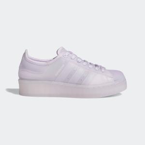 $160包邮 太少女了叭上新:adidas Superstar 贝壳头的夏天 是你萌喜欢的甜甜果冻呀