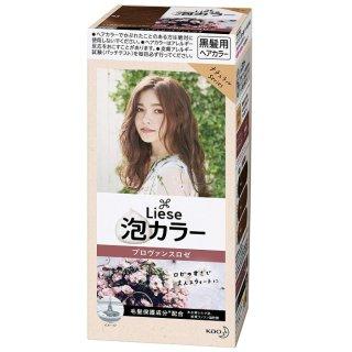 4盒直邮美国到手价$35.8花王 Liese 植物 泡泡染发剂 多色可选 特价
