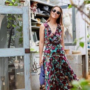 低至2折+额外8折限今天:The Outnet 美衣美鞋折扣持续 收CL红底鞋、Fendi猫眼墨镜