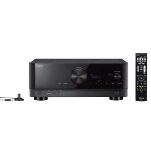 $329.99 支持8K输出Yamaha TSR-700 7.2声道 无线接收器/功放