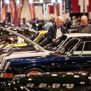7折 原价£27 爱车人士的狂欢节伦敦经典古典车展秀 门票£18.5起