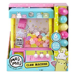 $44.45The Original Moj Moj Squishy Toys Claw Machine Playset @ Amazon