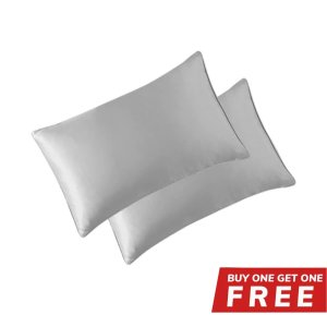 LIFEASE【New Color】Buy 1 Get 1 Free - Buy 1 Luxurious Mulberry Silk Pillowcase Get 1 Free
