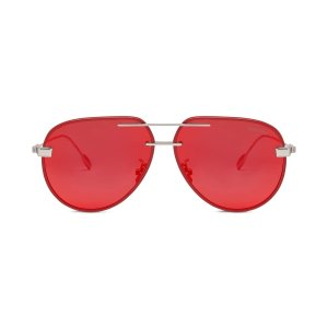 Rim Pilot Red Mirror Sunglasses Sunglasses | RIMOWA