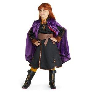 DisneyNewAnna Costume for Kids – Frozen II | shopDisney