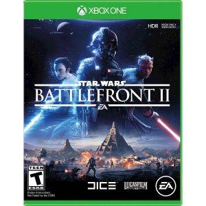 $7.5Star Wars: Battlefront II (Microsoft Xbox One, 2017)