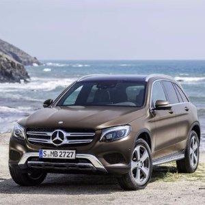 柔顺轻盈 豪华新生全新 Mercedes Benz GLC 中型SUV