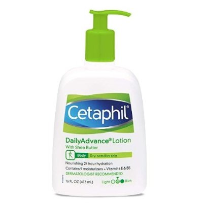 Amazon Cetaphil Daily Advance Ultra Hydrating Lotion