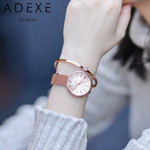 独家85折+送手坏+免邮次日送达!最后一天:ADEXE全网独家圣诞惊喜 晒货赢取手表礼包+£100