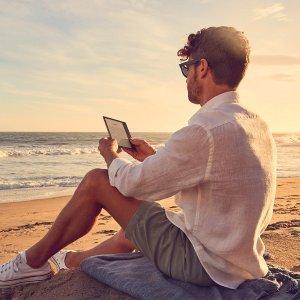 史低价:Kindle Oasis 电子书 9代 8GB