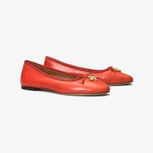 Tory Burch芭蕾舞鞋
