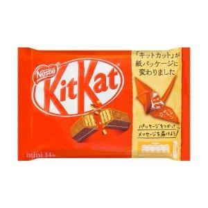 KITKAT 夹心威化巧克力 牛奶风味 162g